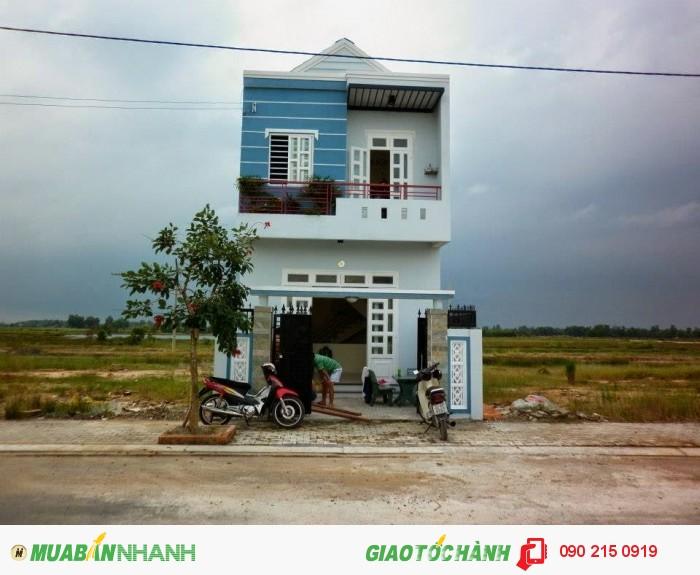Đất nền  Phan Văn Hớn, 5x17,SHR, Hỗ trợ vay  NH 65%