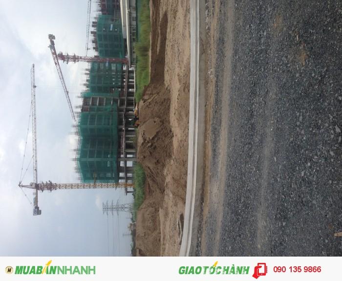 Đất nền dự án ngay vòng xoay An Lạc, tuyến Metro 3A tuyến BRT 1