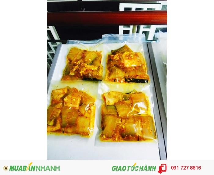 Khô cá Dứa ướp sate thơm ngon, giá 180k/ kg