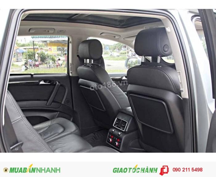 Audi Q7 sản xuất năm 2012 Số tự động Động cơ Xăng