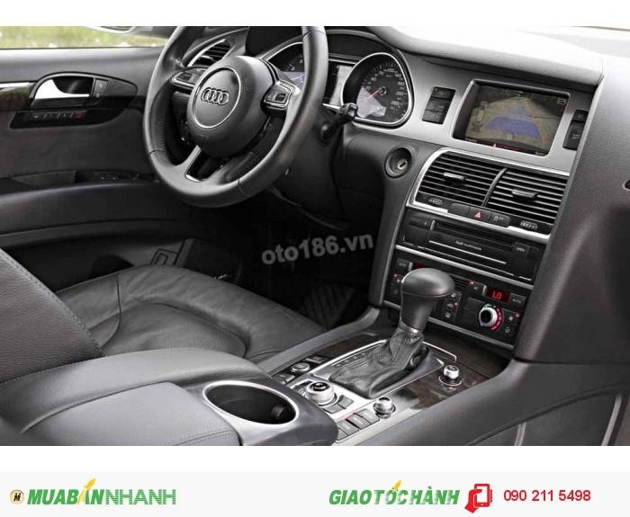 Audi Q7 3.0T Quattro Premium model 2012 3