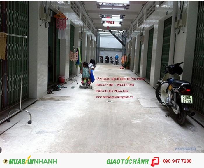 Gia đình có việc gấp nên cần bán nhà trọ đường Trần Xuân Soạn, phường Tân Hưng, Quận 7.