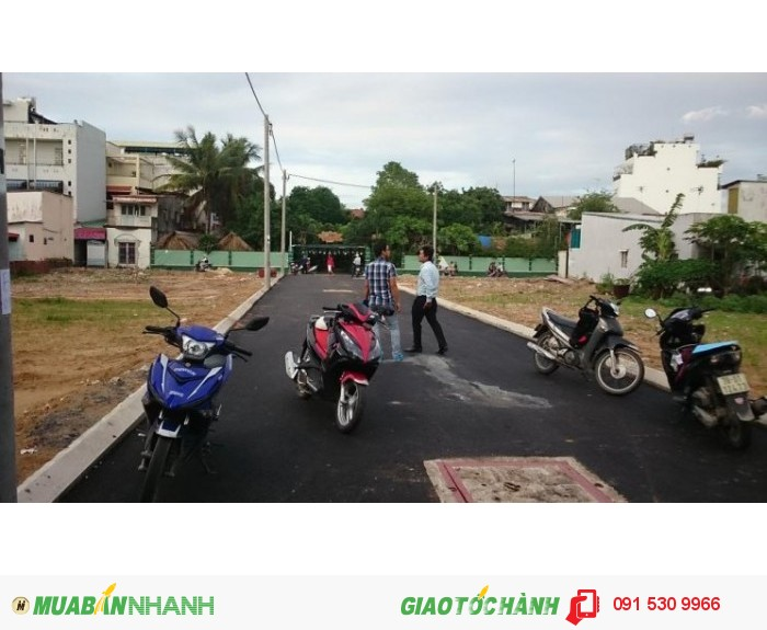 Cần bán lô đất Lê Hữu Kiều ,Phường Bình Trưng Tây quận 2