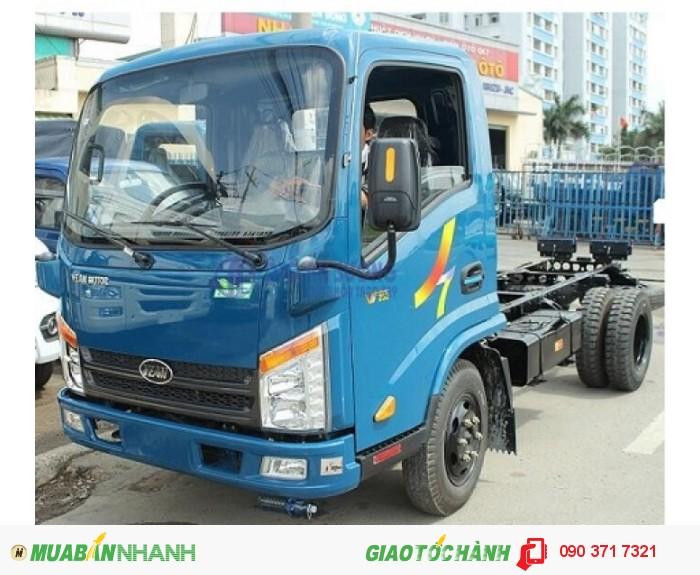 Bán xe tải Veam VT200 đỉnh cao công nghệ. Xe tải Veam VT200 – Sản phẩm tiên tiến chất lượng