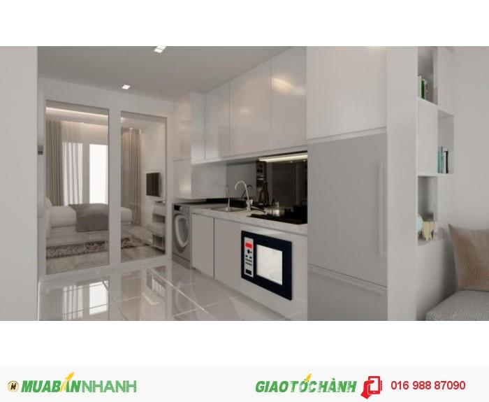 Căn hộ cao cấp mặt tiền đường 3/2 trung tâm q10 Hà Đô centrosa