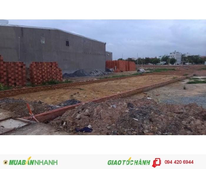 Bán đất đối diện UBND phường Hiệp Bình Phước, DT 129m2 giá 2 tỷ
