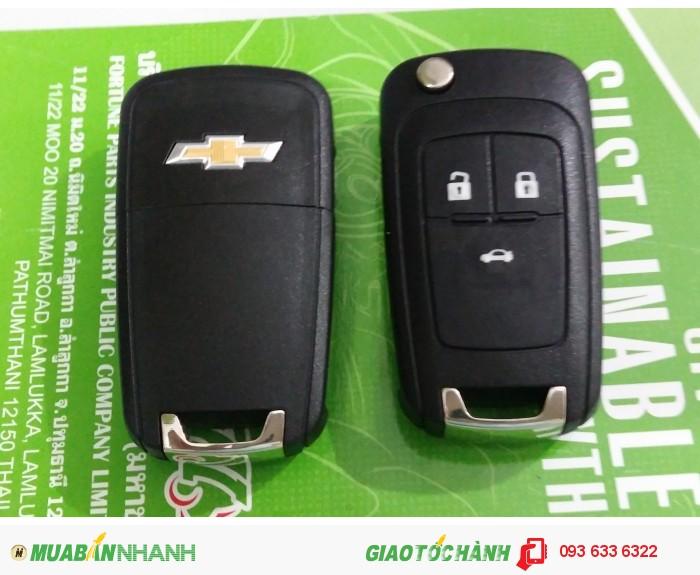 Vỏ chìa khóa Daewoo Lacetti, Chevrolet Cruze giá chỉ 85k