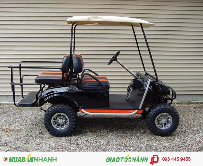 Xe điện sân golf 4 chỗ cũ