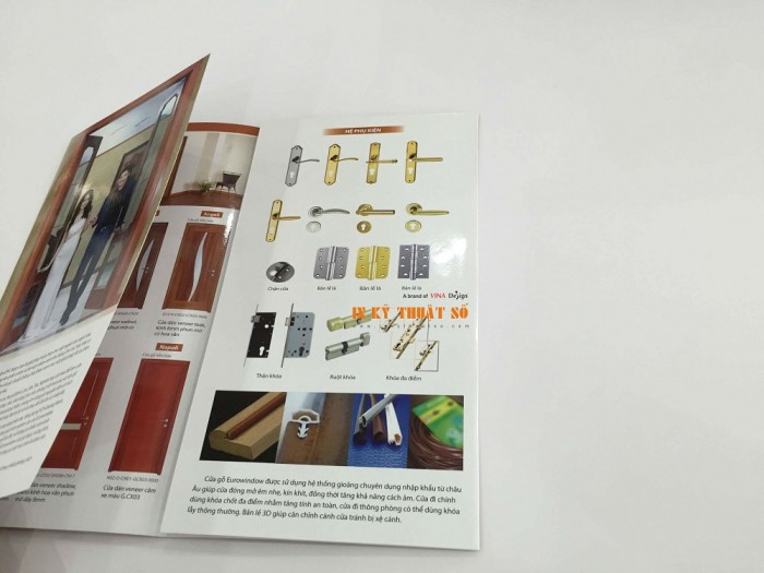 In Brochure giá rẻ ở Hồ Chí Minh