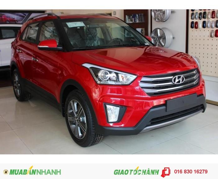 Mua bán xe Hyundai Creta, giảm giá đặc biệt tặng kèm phụ kiện