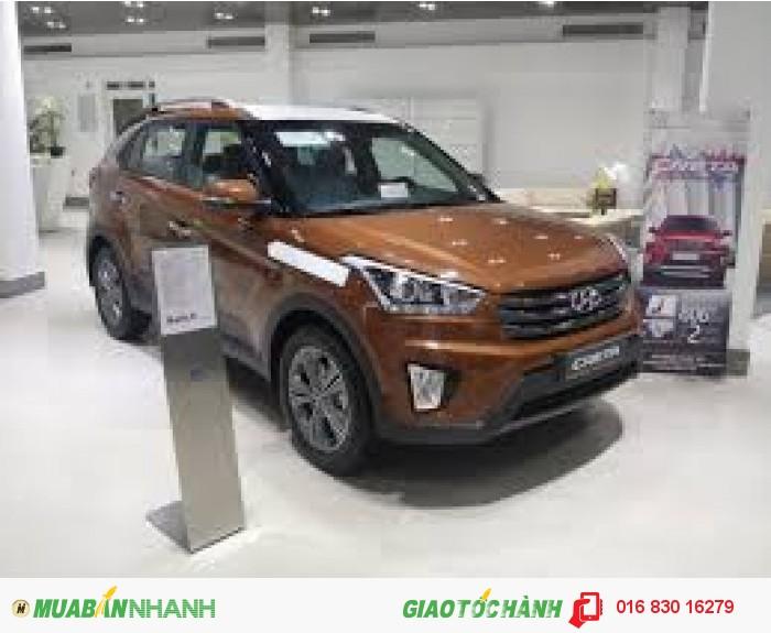 Hyundai Creta sản xuất năm 2015 Số tự động Động cơ Xăng