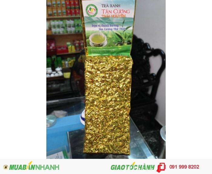 Trà Thái Nguyên ướp hoa sen - 24.000 đồng/ gói 100 gram (trà sen loại 2)1
