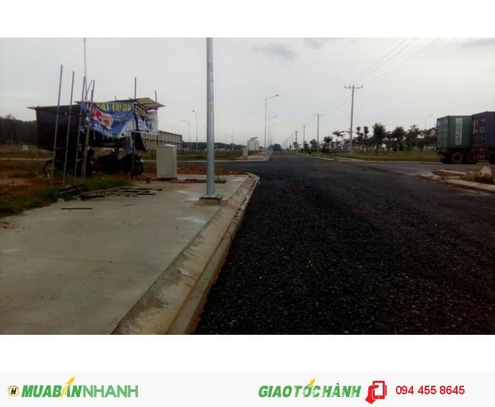 Bán đất nền dự án giá rẻ đối diện KCN VSIP II