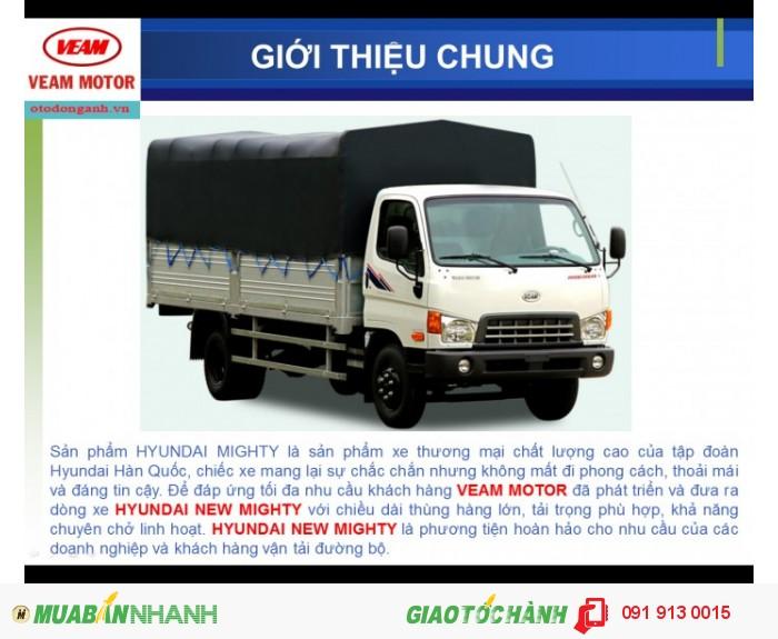 Xe tải hyundai hd700 - hyundat 7t