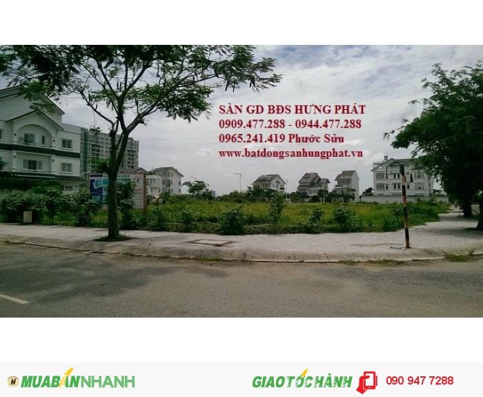 Tổng hợp đất nền biệt thự khu Kiều Đàm, quận 7. Giá tốt nhất thị trường.