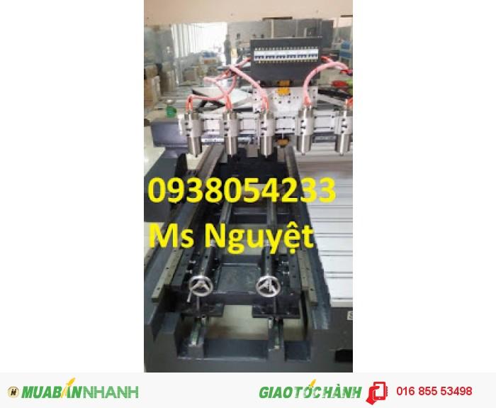 Cung cấp máy CNC 4 trục 2518