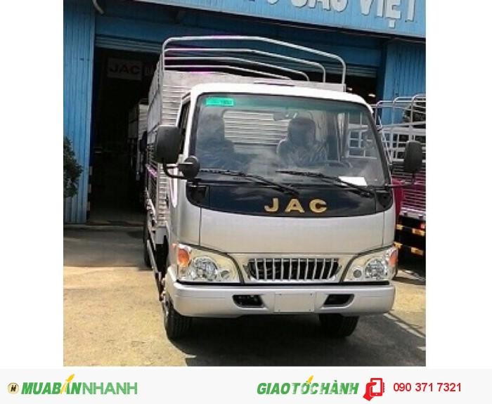 Xe tải Jac 2t4 là sản phẩm cao cấp. Bán xe tải Jac 2t4 là sản phẩm cao cấp