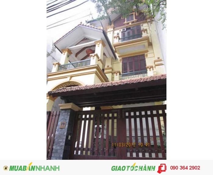 Bán nhà MT Cao Thắng. góc Võ Văn Tần, DT 4 x 25m . 4 Lầu . Giá: 28 Tỷ