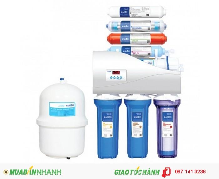 Địa chỉ mua máy lọc nước karofi chính hãng giúp bạn mua yên tâm khi sử dụng