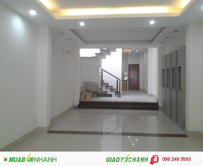 Cho thuê nhà mặt phố đường Trần Thị Nghĩ, P.Phường 7, Quận Gò Vấp, DT: 10x20m