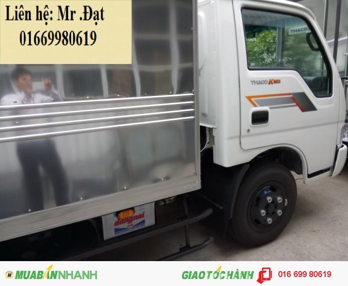Bán xe tải Trả góp TP.HCM Kia F140, K190 1ấn4, 1tấn9 , 2 tấn 4....thuận tiện cho việc di chuyển trong tp.