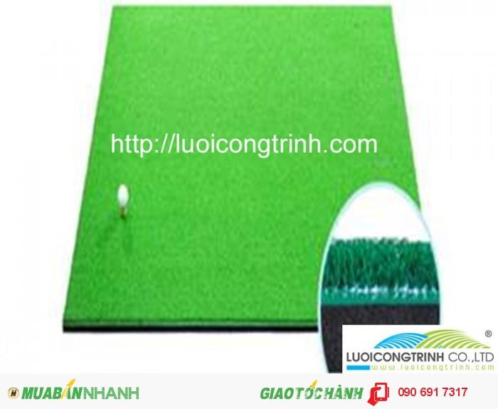 Thảm phát banh thường Kích thước: 1.5mx1.5m