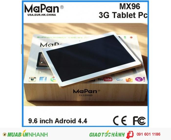 Máy tỉnh bảng MAPAN MX96 9.6″ 3G