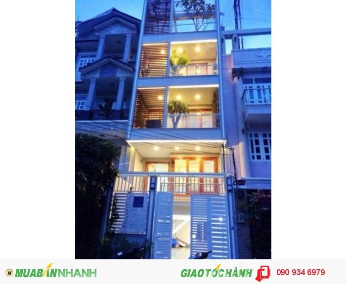 Bán nhà mặt phố tại Đường 47, Phường Tân Quy, Quận 7, Tp.HCM diện tích 58m2 giá 4.65 Tỷ