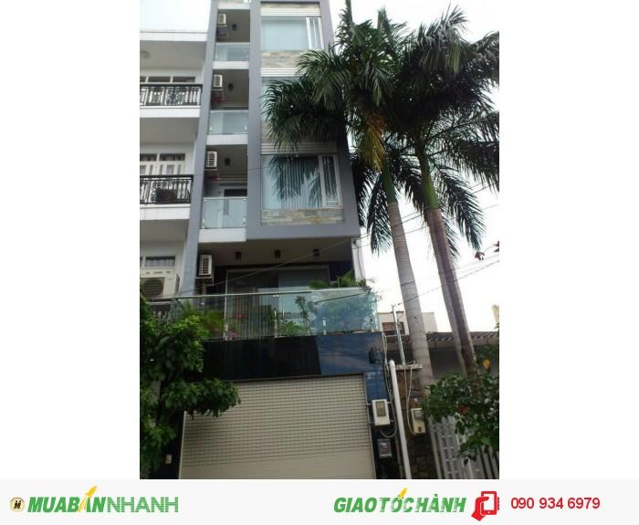 Bán nhà mặt phố tại Đường 43, Phường Tân Quy, Quận 7, Tp.HCM diện tích 80m2 giá 6.25 Tỷ