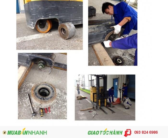 Hưng Phát  bảo trì,Sửa chữa xe nâng hàng cơ động