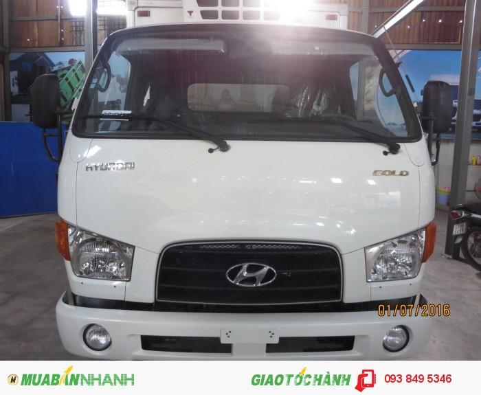 Xe tải hyundai hd72 đông lạnh nhập khẩu nguyên chiếc giá tốt