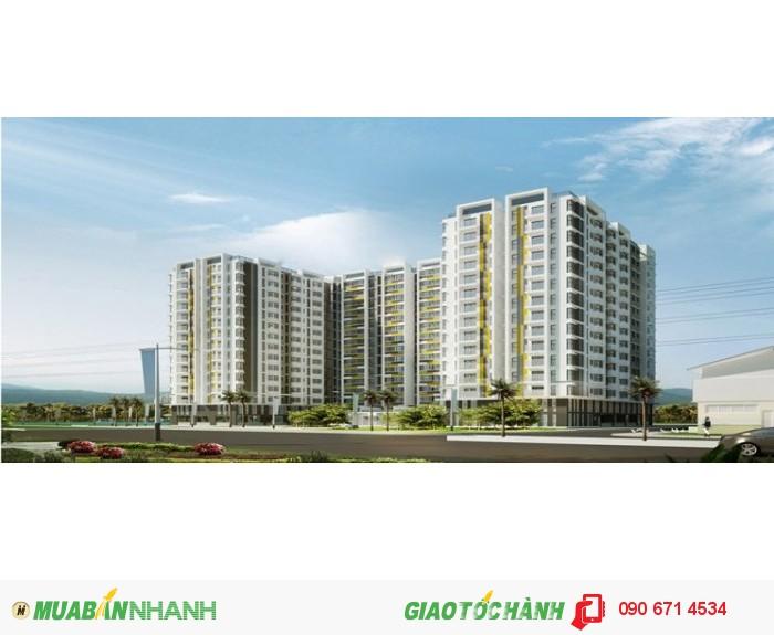Bán căn hộ ở liền Flora Anh Đào giá tốt nhất hiện nay, view sông