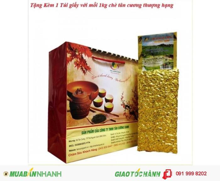 Trà Tân Cương Thượng Hạng 500 gram 150.000 đồng/ gói0