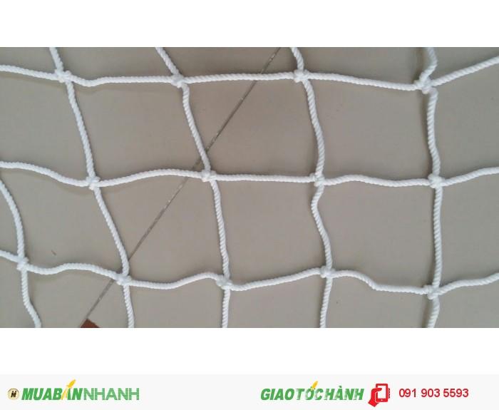 Lưới dù trắng giá rẻ, an toàn chống vật rơi, lưới dù tại sài gòn, lưới hà nội