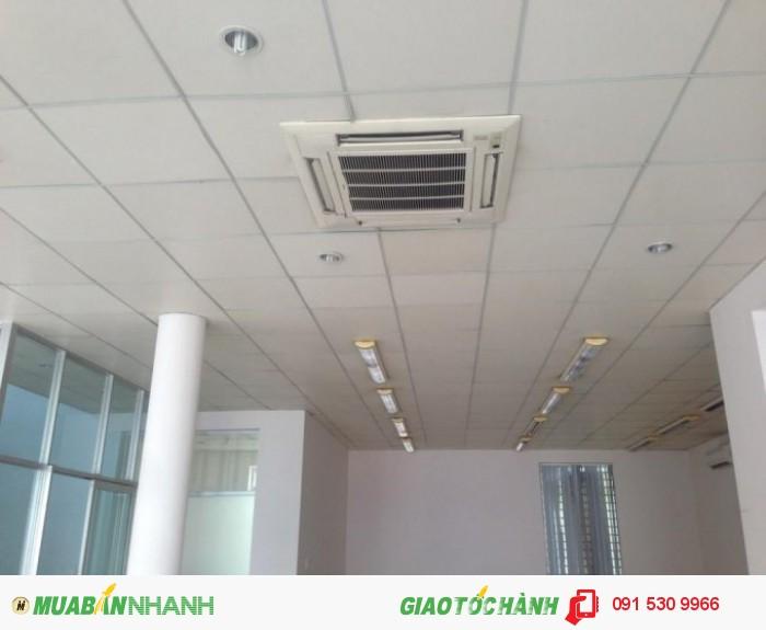 Văn phòng cho thuê Mặt tiền Lương Định Của quận 2