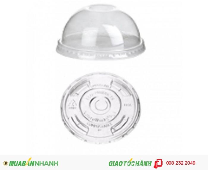 Phân phối sỉ và lẻ ly nhựa nắp cầu in logo theo yêu cầu khách hàng