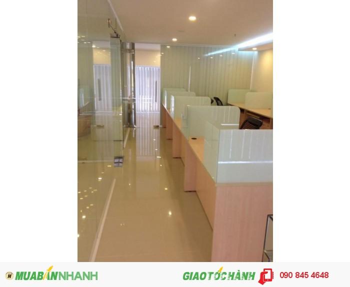 Chính chủ cần cho thuê văn phòng làm việc tại Quận 3 - Cao ốc Nguyễn Phúc Nguyên