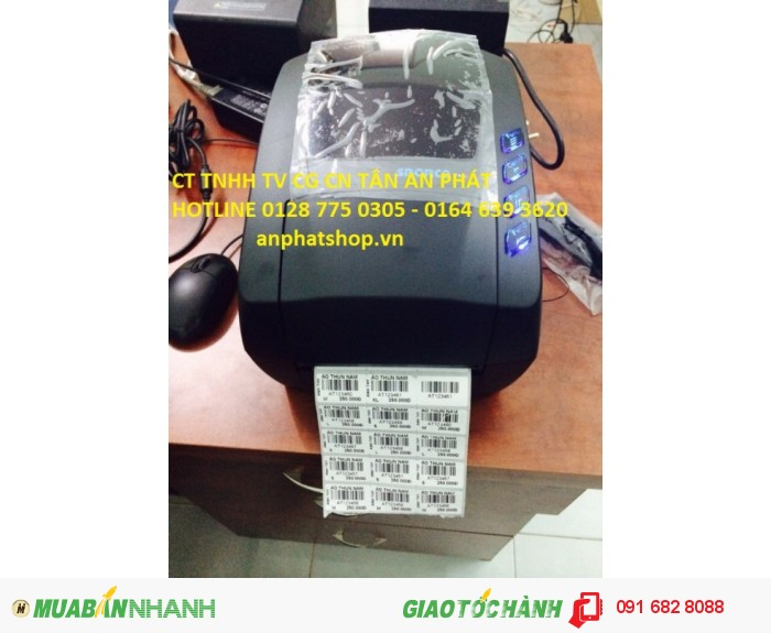 Máy in tem mã vạch bán tại Đồng nai Vũng tàu1