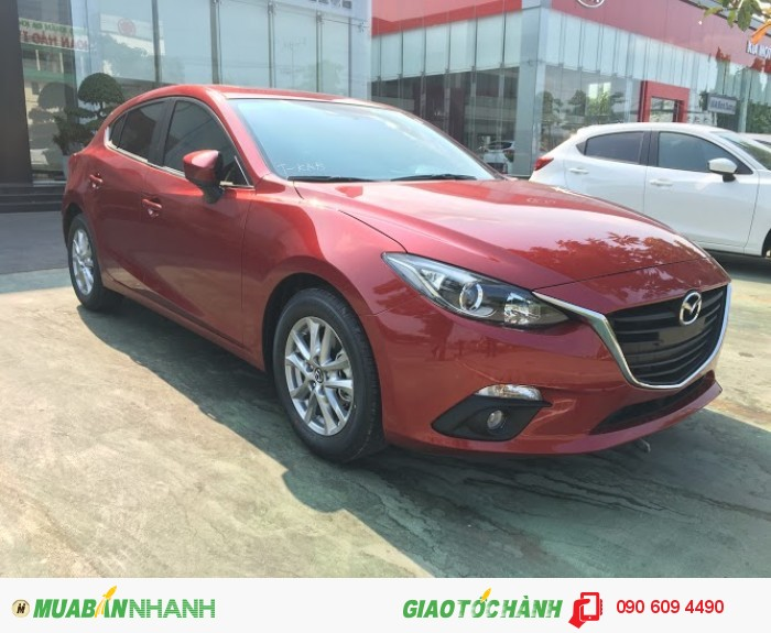 Mazda 3 Số tự động Động cơ Xăng