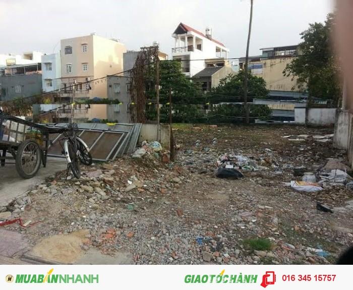 Cần cho thuê đất hẻm đường Bạch Đằng, P.2, Tân Bình DT 9x10m