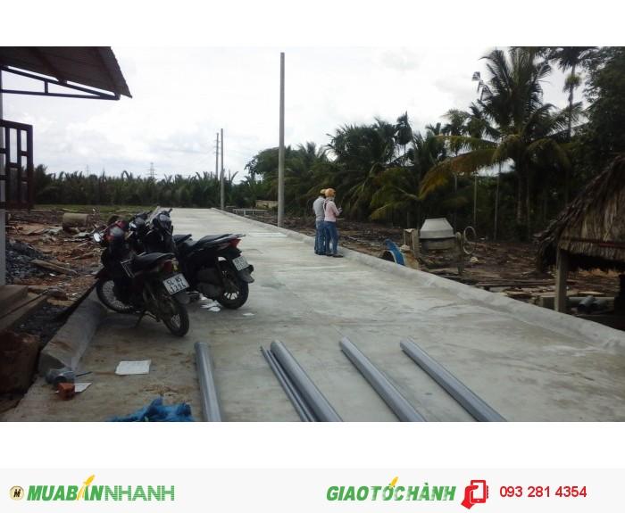 Bán lô đất dự án đầu ngõ Bưng Ông Thoàn, quận 9