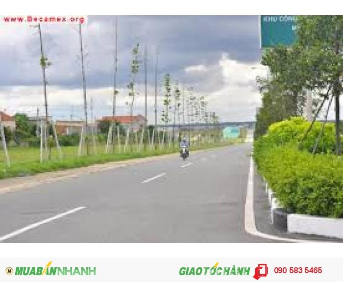 Bán đất khu dô thị hiện đại Nguyễn Tri phương
