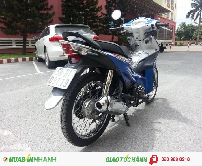 Honda Wave RXS 110 Mới Đẹp Long Lanh,Nguyên Zin 100% - Chính Chủ 4