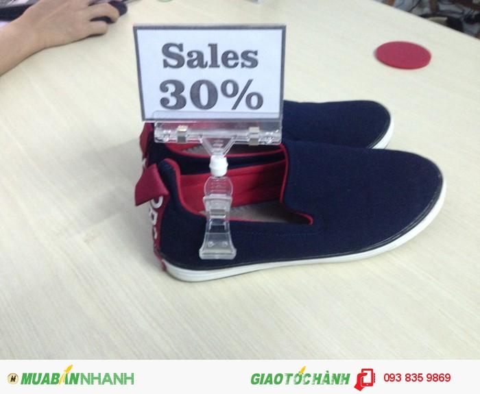 bán sỉ móc kẹp shop thời trang, nơi bán kẹp bảng giá, bán kẹp giá cửa hàng, bán kẹp giá shop giày dép