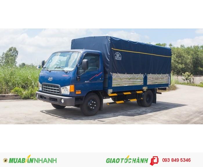 Hyundai 110s sản xuất năm 2016 Số tay (số sàn) Xe tải động cơ Dầu diesel