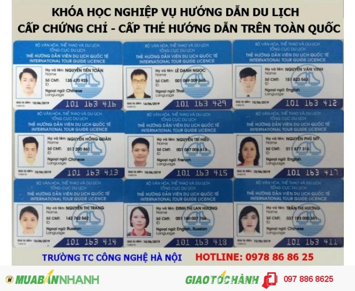 Cần Thơ: Học Nghiệp vụ Hướng dẫn Du lịch - Cấp Thẻ HDV