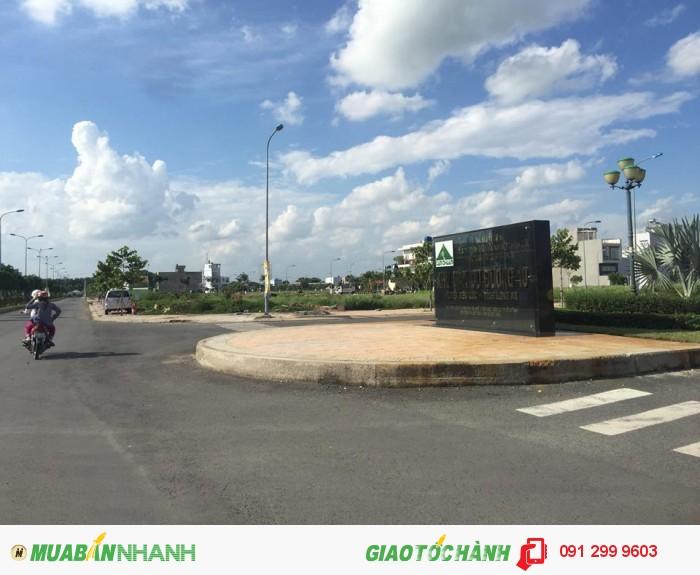 Bán đất dự án KDC Đường 10 ở thị trấn Bến Lức, Long An