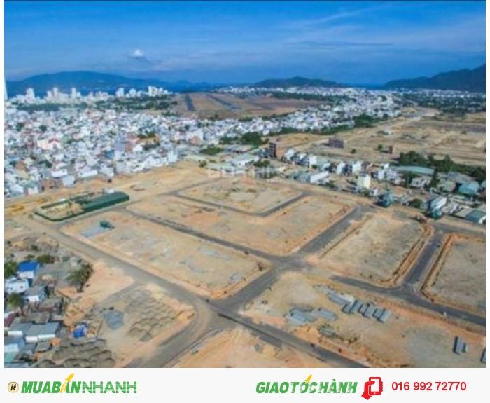Cần tiền bán gấp lô đất LK5-6 ô gói 58 Thái Hưng KĐT Mỹ Gia–Nha Trang, hướng đông bắc