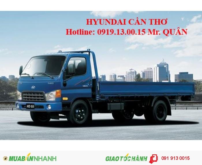 Xe tải hyundai 2t5 - hyundai hd65