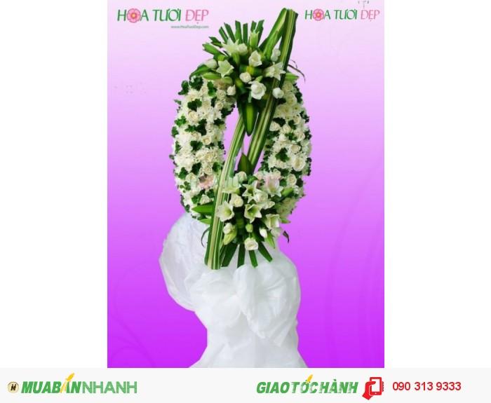 Hoa Chia Buồn TL028, giá 770.000đ0